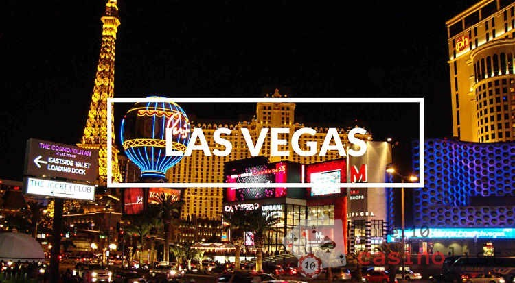 10 TOP Casinos in Las Vegas