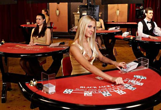 Live Dealer Blackjack – card game with addictive gameplay